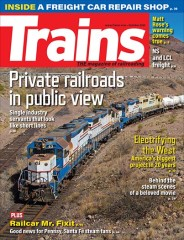 Trains Magazine Subscription