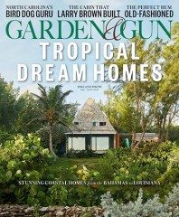 Garden & Gun Magazine Subscription