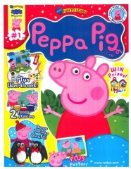 Peppa Pig Magazine Subscription